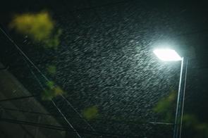 台風16号接近!の画像