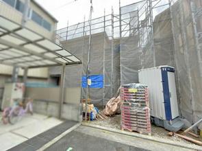 大阪府八尾市 新築戸建のご成約ありがとうございます。の画像