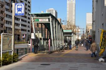 勝どき駅周辺の住みやすさ・アクセスや治安・生活環境についての画像