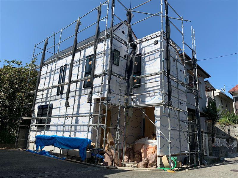新規分譲開始♪箕面市瀬川1丁目新築戸建て♪ の画像