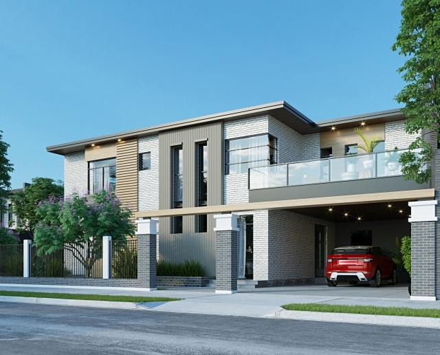 マイホームに駐車スペースを確保したい!ビルトインガレージのメリットと注意点の画像