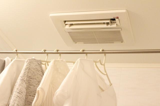 賃貸物件に浴室乾燥機があると便利?メリットやない場合の対策をご紹介の画像