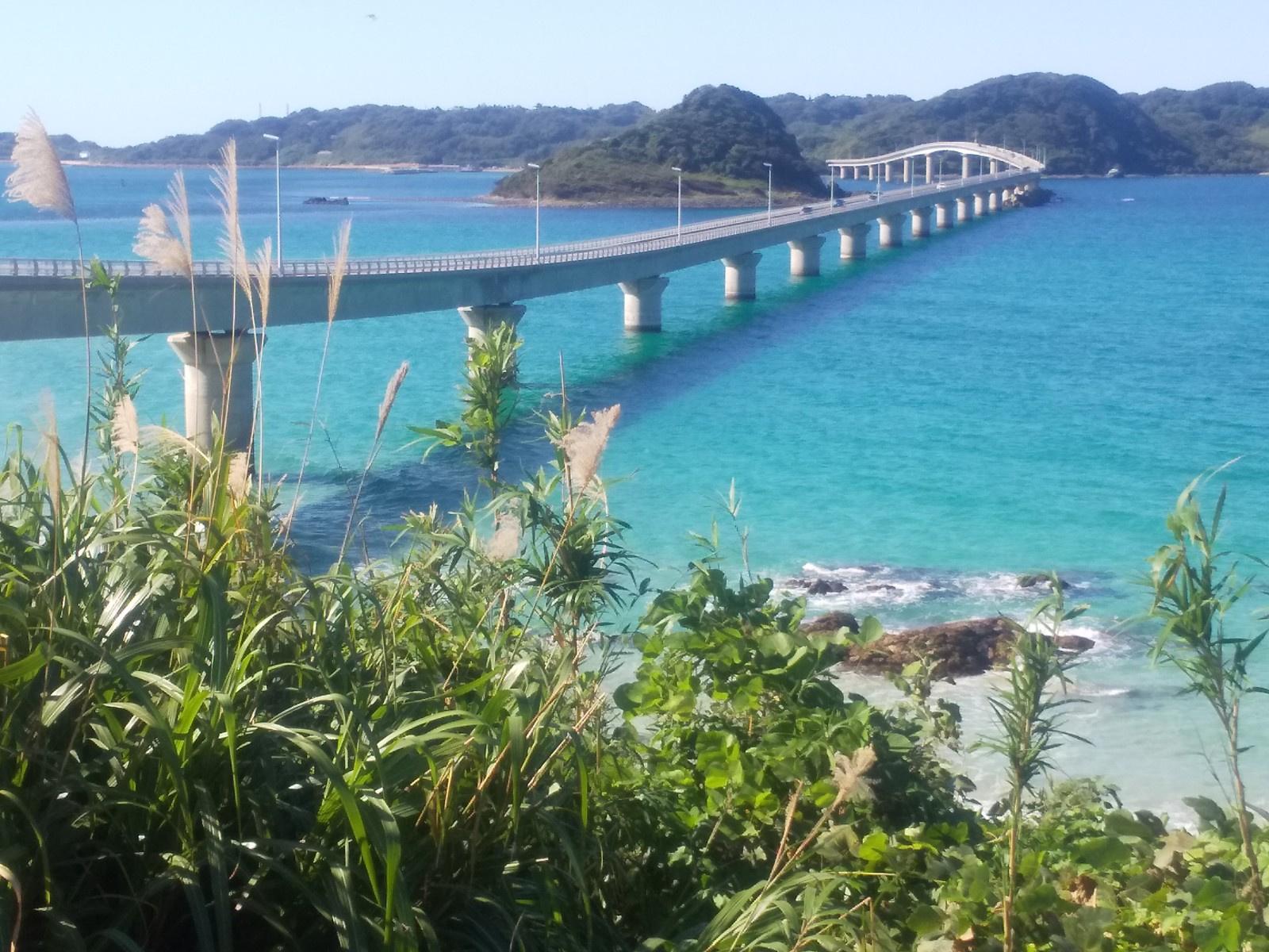 角島へGO!の画像