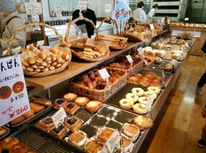 郡山市のパン屋さん♪の画像