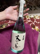 日本酒献上の画像