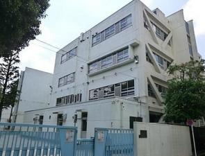 『東戸山小学校』の画像