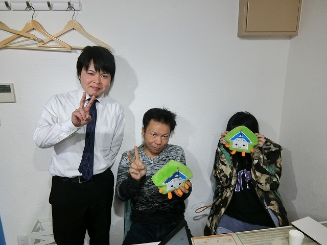 I・E様(2018年11月30日 エールーム池袋店ご利用)の画像