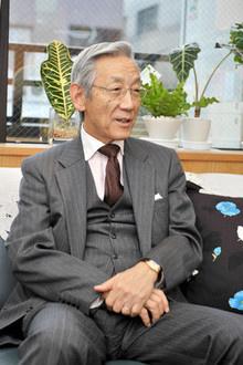 中菊雄社長(中興業株式会社)の画像