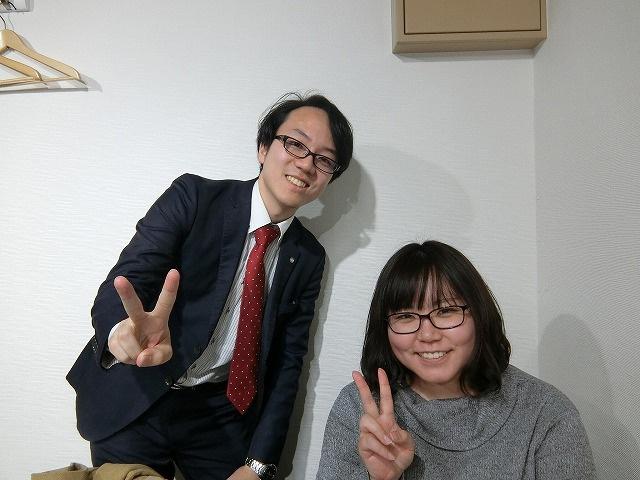 S・M様(2019年1月26日 エールーム池袋店ご利用)の画像