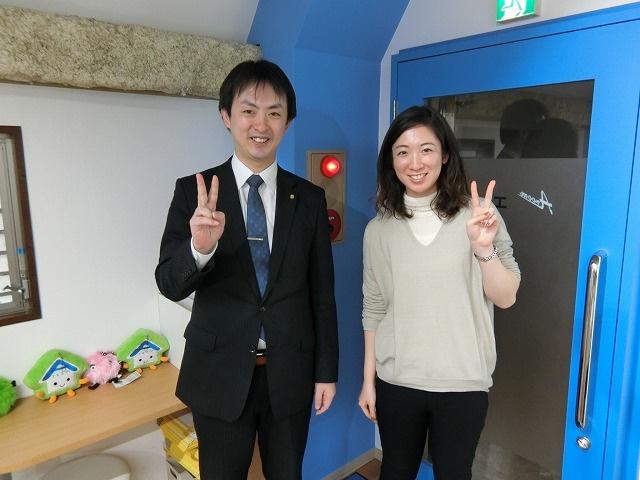 K・F様(2019年2月4日 エールーム池袋店ご利用)の画像