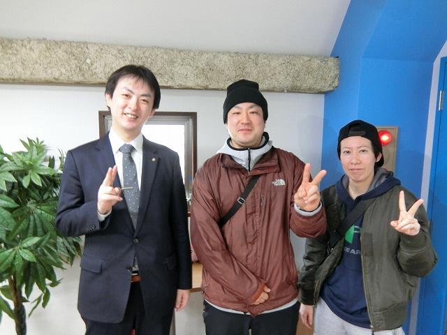 J・S様(2019年2月8日 エールーム池袋店ご利用)の画像