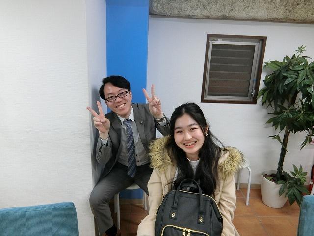 A・R様(2019年2月23日 エールーム池袋店ご利用)の画像