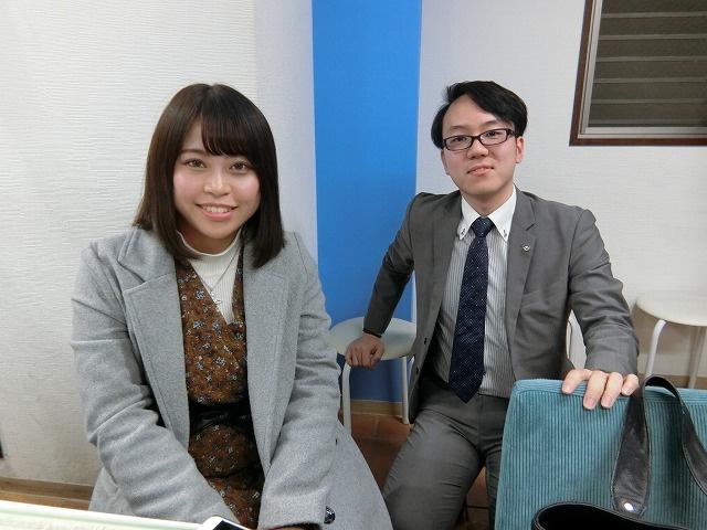 S・S様(2019年2月24日 エールーム池袋店ご利用)の画像