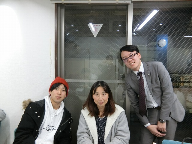 K・T様(2019年3月5日 エールーム池袋店ご利用)の画像