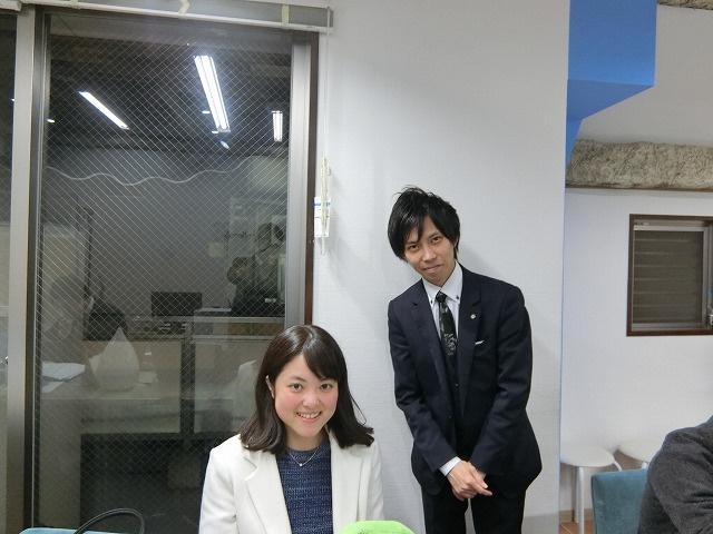 Y・R様(2019年3月7日 エールーム池袋店ご利用)の画像