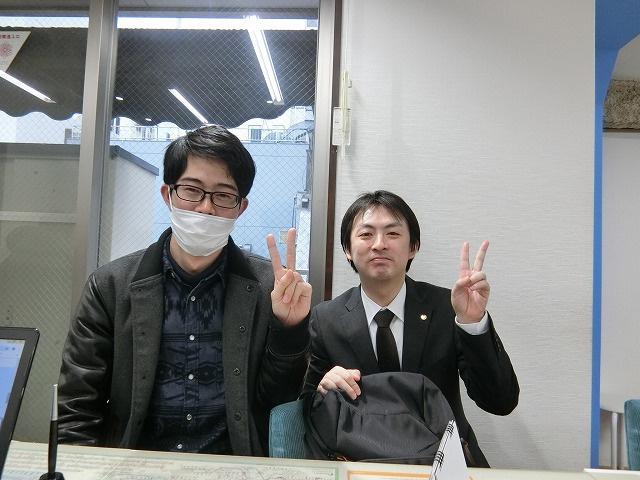 T・T様(2019年3月11日 エールーム池袋店ご利用)の画像
