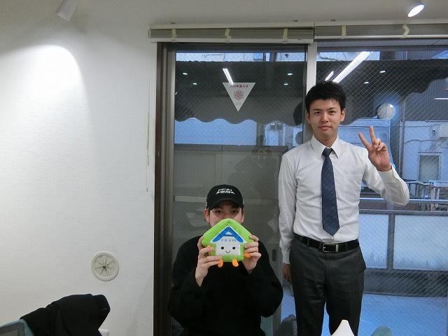 Y・K様(2019年3月14日 エールーム池袋店ご利用)の画像