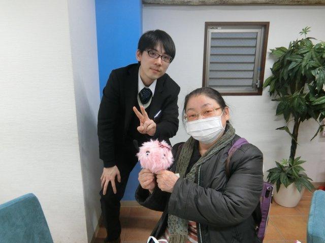 Y・S様(2019年3月18日 エールーム池袋店ご利用)の画像