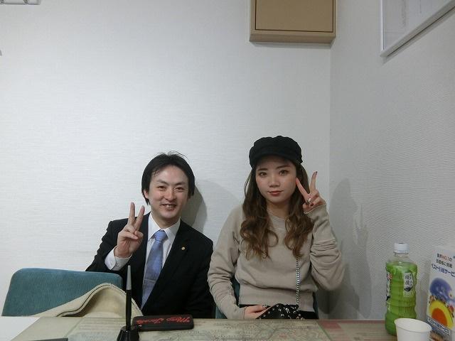 T・A様(2019年3月24日 エールーム池袋店ご利用)の画像