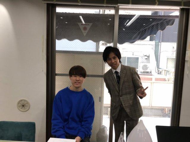 S・M様(2019年3月30日 エールーム池袋店ご利用)の画像