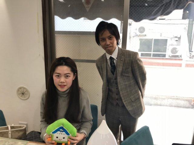 O・R様(2019年4月5日 エールーム池袋店ご利用)の画像