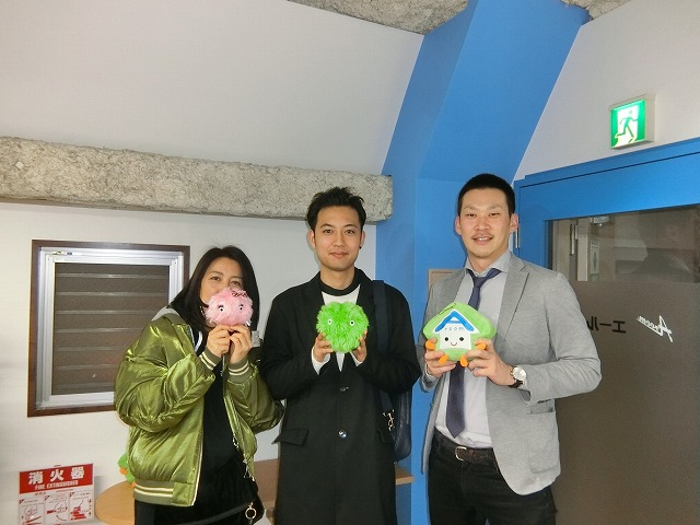 Y・H様(2019年4月15日 エールーム池袋店ご利用)の画像