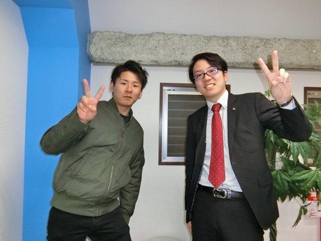 Y・S様(2019年4月20日 エールーム池袋店ご利用)の画像