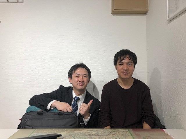 M・T様(2019年4月25日 エールーム池袋店ご利用)の画像