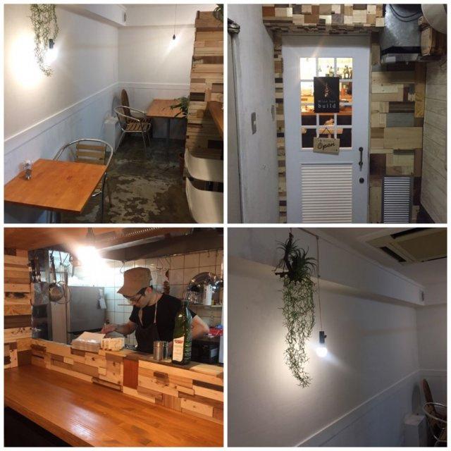 Wine bar buildの画像