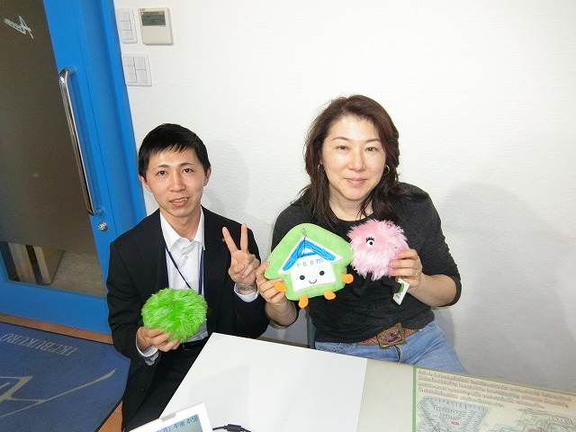 Y・D様(2019年5月26日 エールーム池袋店ご利用)の画像