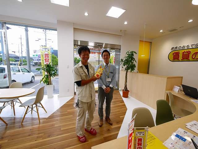 奈良市で2LDKの賃貸を探されたH様の画像