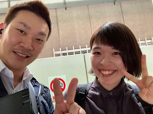M・S様(2019年5月31日 エールーム池袋店ご利用)の画像
