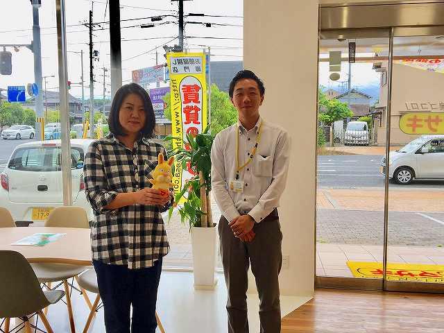 奈良市で2LDKの賃貸を探されたT様の画像