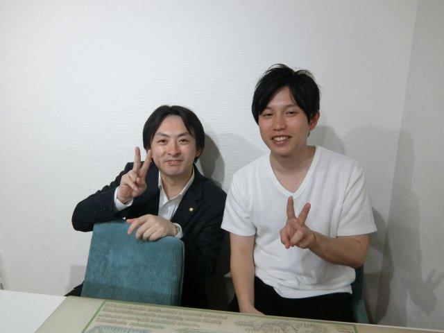D・Y様(2019年6月10日 エールーム池袋店ご利用)の画像