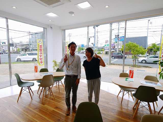 奈良市で3DKの賃貸を探されたK様の画像