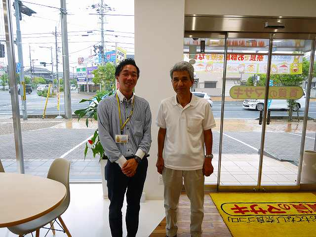 奈良市で2DKの賃貸を探されたK様の画像