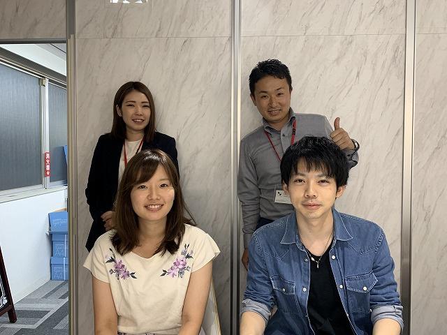 M・I様(2019年7月5日  プレミアムレントTOKYO新宿店ご利用)の画像