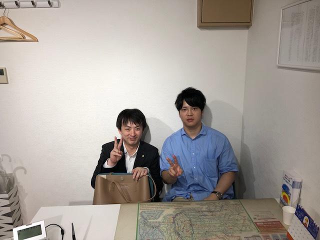 K・U様(2019年7月9日 エールーム池袋店ご利用)の画像