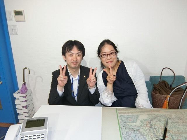 R・K様(2019年7月26日 エールーム池袋店ご利用)の画像