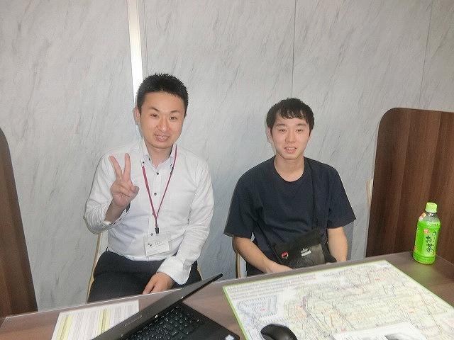 T・F様(2019年08月05日 プレミアムレントTOKYO新宿ご利用)の画像