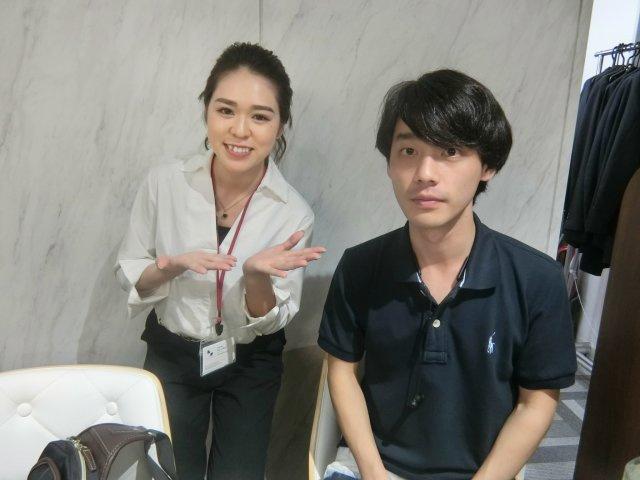 R・K様(2019年08月06日 プレミアムレントTOKYO新宿ご利用)の画像