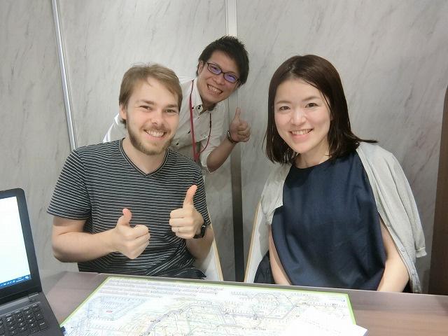 E・G様(2019年08月08日 プレミアムレントTOKYO新宿ご利用)の画像