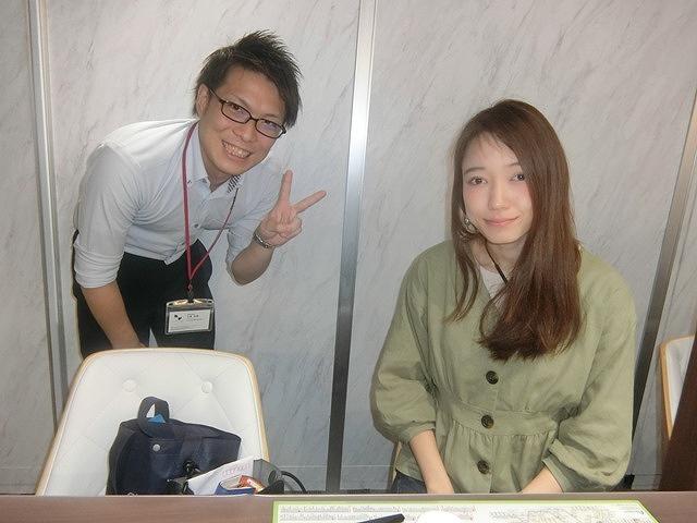 H・E様(2019年08月09日 プレミアムレントTOKYO新宿ご利用)の画像