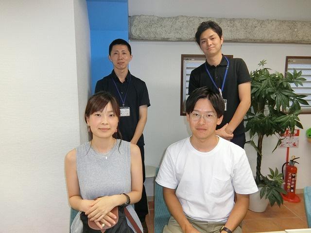 J・T様(2019年08月19日 エールーム池袋ご利用)の画像