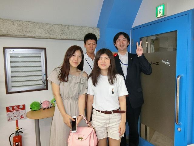A・S様(2019年08月26日 エールーム池袋ご利用)の画像