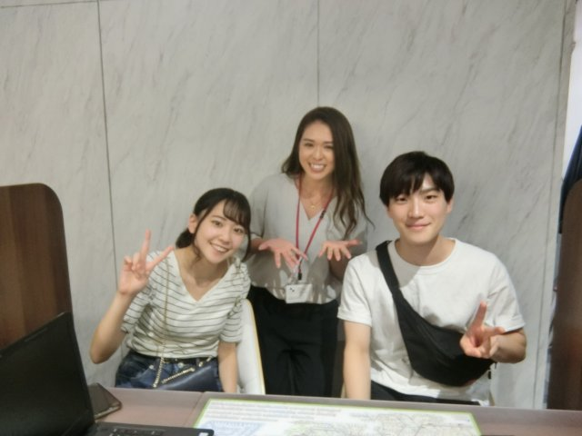 R・S様(2019年09月06日 プレミアムレントTOKYO新宿ご利用)の画像