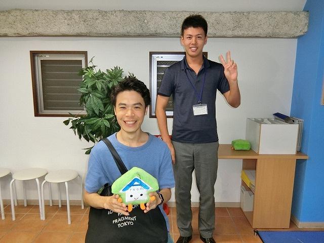 J・D様(2019年09月12日 エールーム池袋ご利用)の画像
