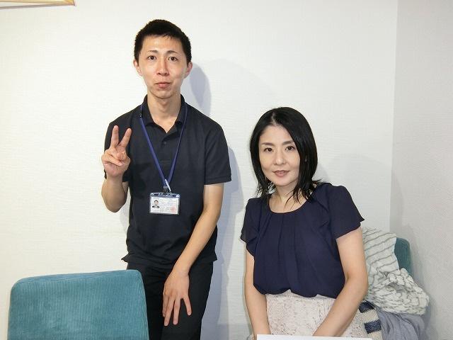 R・T様(2019年09月13日 エールーム池袋ご利用)の画像