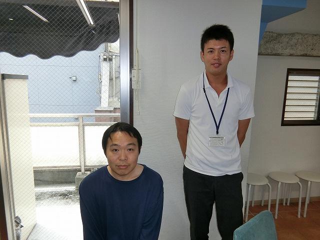 B・F様(2019年09月14日 エールーム池袋ご利用)の画像