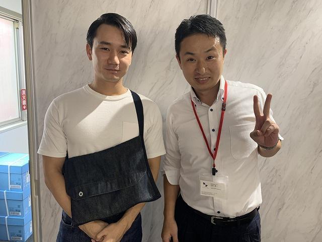 Y・E様(2019年09月28日 プレミアムレントTOKYO新宿ご利用)の画像